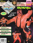 WCW Magazine - August 1992