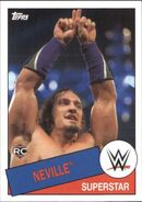 2015 WWE Heritage Wrestling Cards (Topps) Neville 81