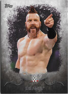 2016 Topps WWE Undisputed Wrestling Cards Sheamus 33