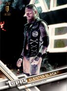 2017 WWE (Topps) Then, Now, Forever Aleister Black 165