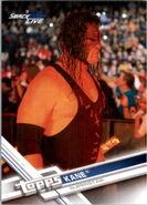 2017 WWE Wrestling Cards (Topps) Kane 48