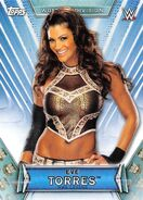2019 WWE Women's Division (Topps) Eve Torres 54