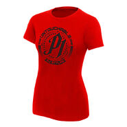 AJ Styles Untouchable Red Women's T-Shirt