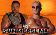 D lo brown Vs Jeff Jarret