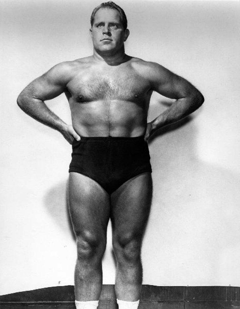 Image result for doctor x wrestler