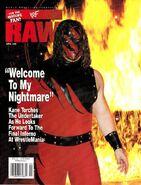 Raw Magazine April 1998