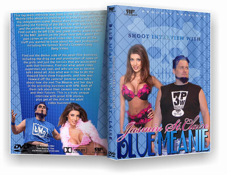 Shoot With Blue Meanie Jasmin St Claire Pro Wrestling Fandom