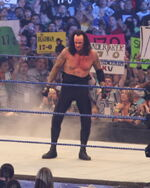 Undertaker at Wrestlemania 25 cropped