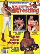 Victory Sports Wrestling - Winter 1984
