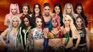 WM 35 Women's Battle Royal