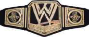 WWE Championship Randy Orton Version