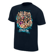 WWE Evolution 2018 Event T-Shirt