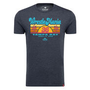 WrestleMania 36 Sunrise Sportiqe T-Shirt