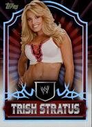 2011 Topps WWE Classic Wrestling Trish Stratus 69