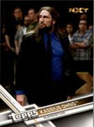 2017 WWE (Topps) Then, Now, Forever Kassius Ohno 171