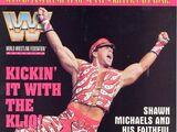 WWF Magazine - April 1996