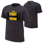 CENA Training Start Now T-Shirt