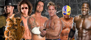 EC10 Chris Jericho vs. The Undertaker vs. Rey Mysterio vs. John Morrison vs R-Truth vs. CM Punk