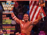 WWF Magazine - November 1993