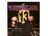 WrestleMania 13/Merchandise