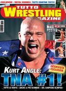Tutto Wrestling - No.21