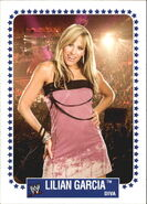 2008 WWE Heritage IV Trading Cards (Topps) Lilian Garcia 64