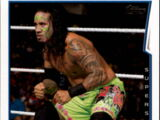 2014 WWE (Topps) Jey Uso (No.73)