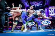 CMLL Martes Arena Mexico (February 25, 2020 23