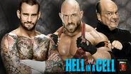 HIAC 2013 Punk v Ryback