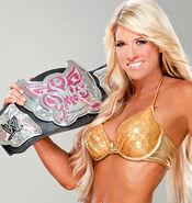 Kelly Kelly Divas Champion
