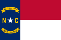 North Carolina Flag