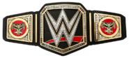 WWE World Heavyweight Championship 20August2014
