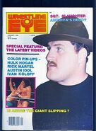 Wrestling Eye - January 1986