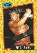 1991 WCW (Impel) Flyin' Brian 59