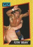 1991 WCW (Impel) Flyin' Brian 62