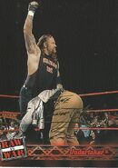 2001 WWF RAW Is War (Fleer) Undertaker 47