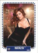 2008 WWE Heritage IV Trading Cards (Topps) Natalya 70