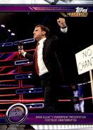 2019 WWE Road to WrestleMania Trading Cards (Topps) Drew Gulak 43