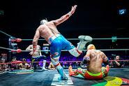 CMLL Domingos Arena Mexico (December 1, 2019) 21
