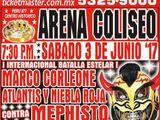 CMLL Sabados De Coliseo (June 3, 2017)