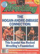 Inside Wrestling - April 1988