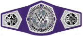 Neville WWE Cruiserweight Championship sideplates