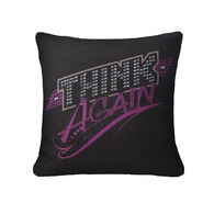 Paige Think Again Pillow