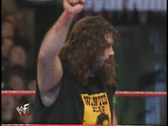 Royal Rumble 2000 Foley taunts