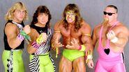 Survivor Series 1989 - Warriors team