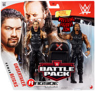 WWE Battle Packs 66 Roman Reigns & Undertaker