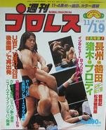 Weekly Pro Wrestling 119
