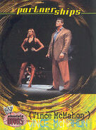 2002 WWE Absolute Divas (Fleer) Vince McMahon 52