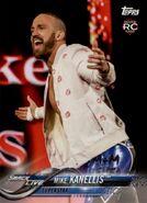 2018 WWE Wrestling Cards (Topps) Mike Kanellis 59