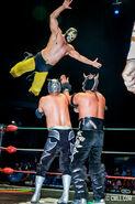 CMLL Martes Arena Mexico (September 17, 2019) 2